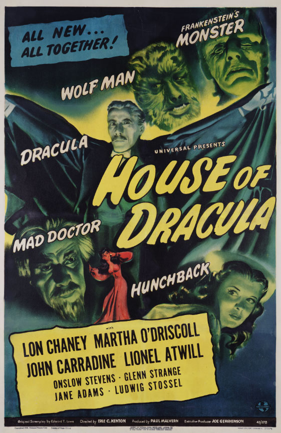 housedraculaposter