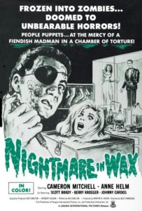 nightmarewaxposter